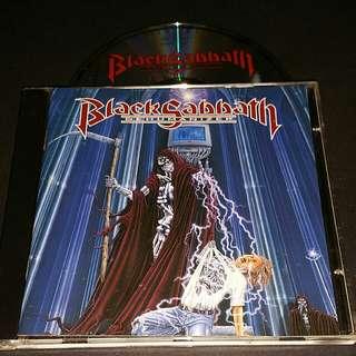 Black Sabbath (dehumanizer)  original cd