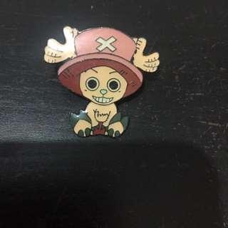 One Piece Chopper pin