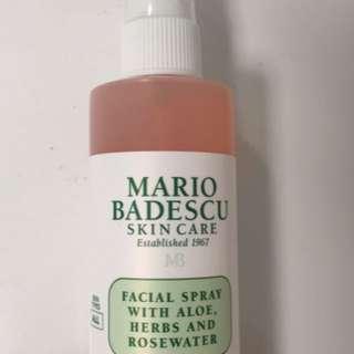 Mario badescu setting spray