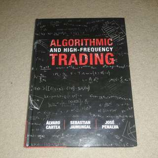 Algorithmic and High Frequency Trading Textbook