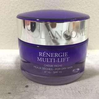 Lancome Renergie Multi-Lift Creme Riche For Dry Skin 50ml