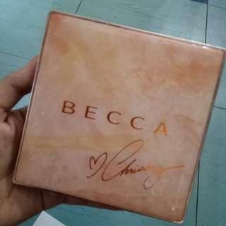 SALE! Becca X Chrissy Teigen Glow Face Palette