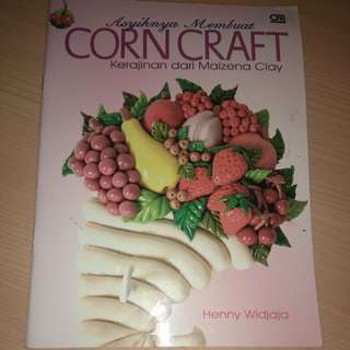 Corn Craft / Maizena Clay