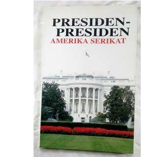 buku bekas presiden presiden amerika serikat