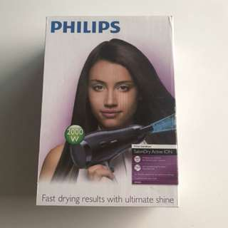 Philips SalonDry Active ION hair dryer