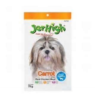 Jerhigh Carrot 50g