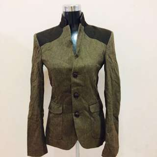 Womens Blazer Jacket TopMan Made In Marocco