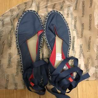 Havaianas causal shoes