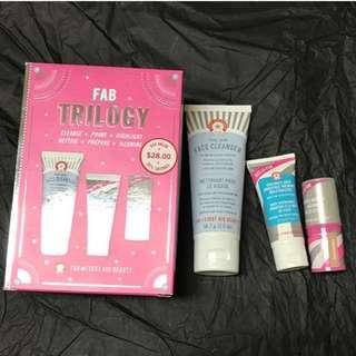 First aid beauty set