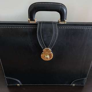 Tsuchiya Kaban Men Briefcase