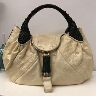 Fendi Spy Bag Cream