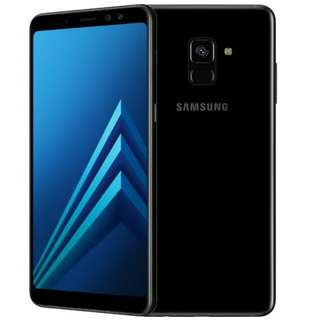 Samsung Galaxy A8 2018. Promo Kredit Easy 20