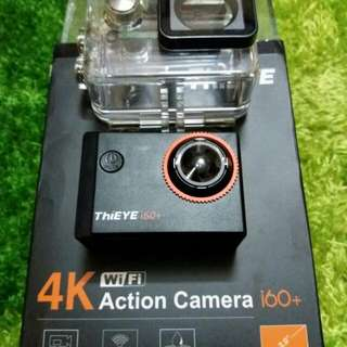 100% New Thieye i60+ (Used Accessories) [Free 16gb Sandisk Ultra memory card]