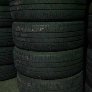 Michelin XM2 used tyre 185/60/15