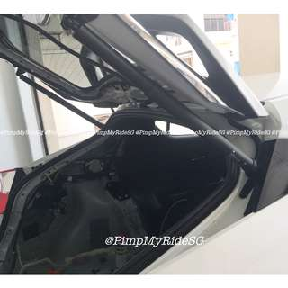 """SMOOTH"" & ""SOFT"" Closing ""ELECTRIC TAILGATE"" For TOYOTA CHR! Price Inclusive Of Installation!"