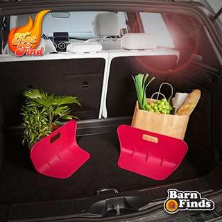 Tchibo Car Trunk Luggage Anti-Slip Holders
