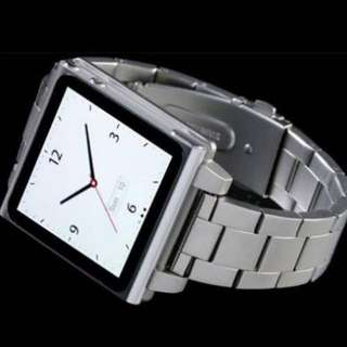 HEX Vision Metal Watch Band for APPLE iPod Nano NEW 全新表带