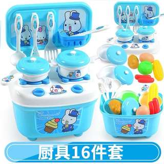 Mini kitchen for child