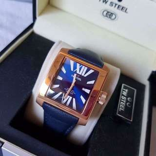 TW Steel CEO Goliath 37mm Rose Gold Watch CE3017