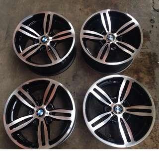 SPORT RIM 17inch BMW RIMS