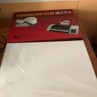 A3 Size Laminating Film