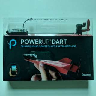 Power up dart from Kickstarter