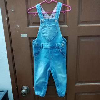 H&M Baby Girl Overall