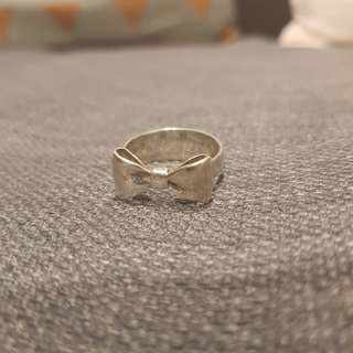 Stolen Girlfriends Club Bow Ring