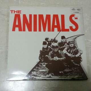 Animals Lp Vinyl Record