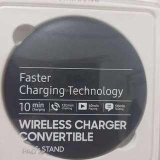 Samsung Fast Wireless Charging