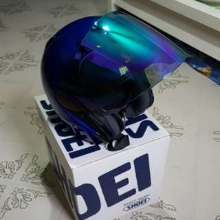 Size S ROYAL BLUE Shoei J-Stream Design BNIB 55cm