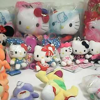 Hello Kitty Care Bear Tigar