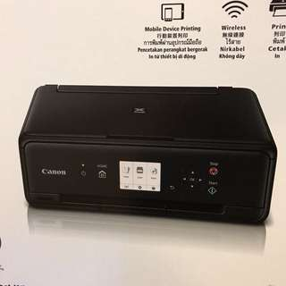 Canon pixma TS5070 printer