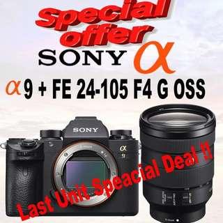 Sony a9 + fe24105 F4G OSS