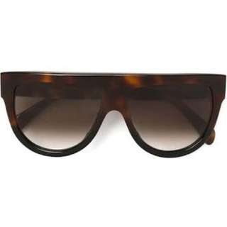 Celine sunglasses brown and black gradient