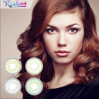 Realcon European Series Yearly Contact Lens