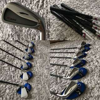 Reduced Price: Fourteen PC555 with Graphite Shaft Regular