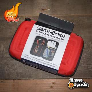Samsonite Car Emergency Kit