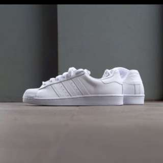 Adidas superstar all white original termurah