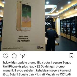 Cicilan iPhone di iBox Botani Square