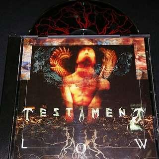 Testament (low) cd metal