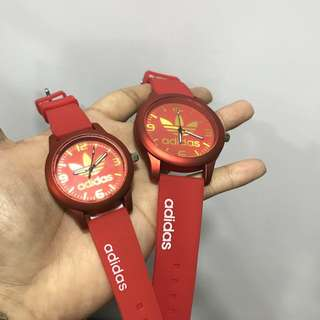 ADIDAS COUPLE / SINGLE LIMITED EDITION WATCH