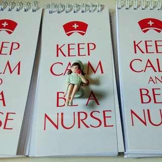 【護士】 Nursing Notebook