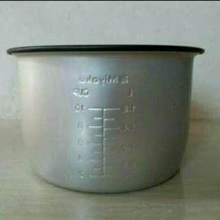 Teflon miyako rice cooker