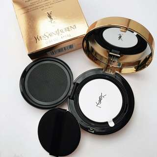 YSL Compact Foundation and Finisher