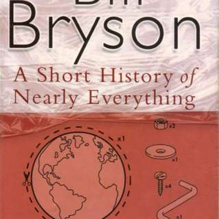 a short history of almost everything by bill bryson