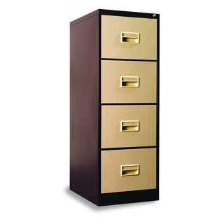 4 drawers metal filing cabinet