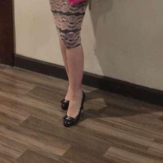 Salvatore ferragamo look alike heels pumps