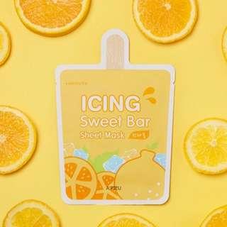 ICING SWEET BAR MASK (TROPICAL BOX) #SpringClean60