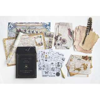 Vintage All-in-one Gift Set